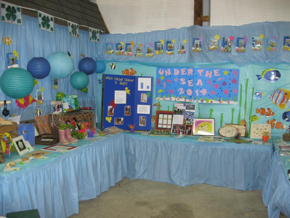 Blue Earth County Fair Exhibits